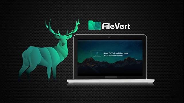 FileVert transfert de fichiers vertueux