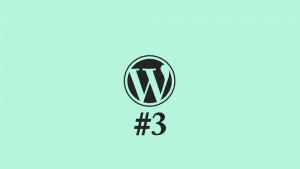 Chronique WordPress #3 – Le Workflow, circuit de production d'articles